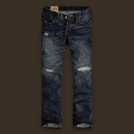 Jeans Masculina Hollister